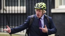 Pound slides as Boris Johnson quits in soft Brexit row