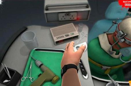 Surgeon Simulator 2013 adds support for Oculus Rift, Razer Hydra