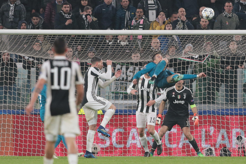 Cristiano Ronaldo Bicycle-kick: Real Madrid Forward Buries