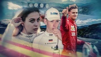 Zwei Schumachers und eine Frau fahren für deutsche F1-Zukunft