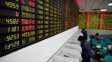 Índices acionários chineses ampliam perdas com diminuição da confiança