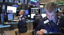 Dow Stocks Decline on Negative Economic Data