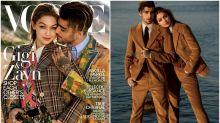 Gigi Hadid y Zayn Malik posan para el Vogue más polémico