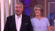 Ruth Langsford admits she's 'jealous' of Eamonn's fans