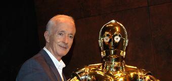 C-3PO star on saying goodbye to 'Star Wars'
