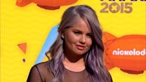 Debby Ryan Debuts New Hair Color, Offers to Replace Zayn in One Direction