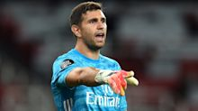Emiliano Martinez hoping hard work pays off with FA Cup final victory