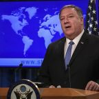 Pompeo: US Considering 'Range of Options' Against Iran