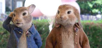 James Corden explains pants-less Peter Rabbit