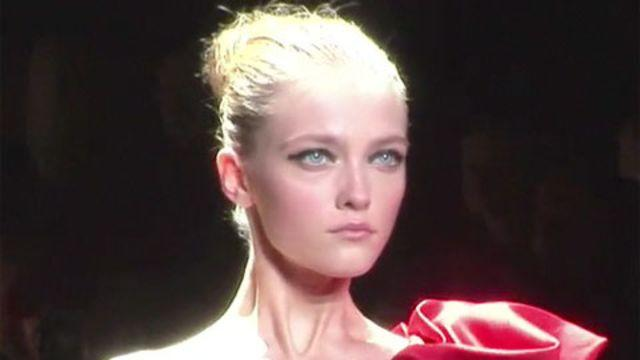 Style.com Fashion Shows - Lanvin: Spring 2009 Ready-to-Wear