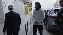 Sydney man held over 'extremist material'