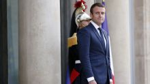 French investigation into Macron's Las Vegas trip
