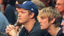 Nick Carter claims brother Aaron threatened to kill his pregnant wife
