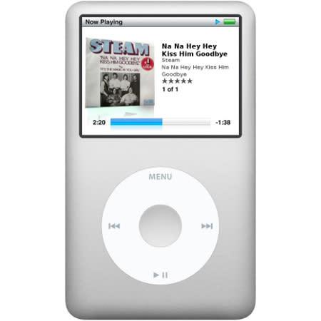 RIP Click Wheel: Apple discontinues the iPod classic