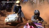 'Play of the Day' Viewers' Choice: Extreme Barbie Jeep Racing