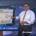 Coinbase considers adding five new coins to its platform