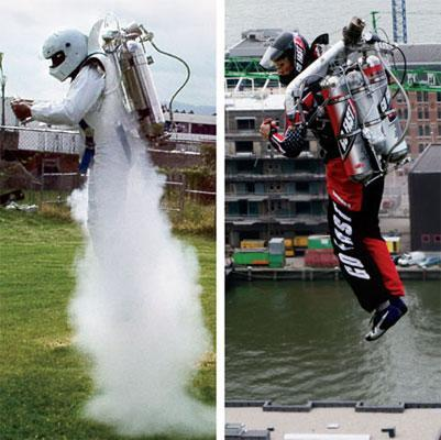 Jet packs for sale! Life insurance sold separately