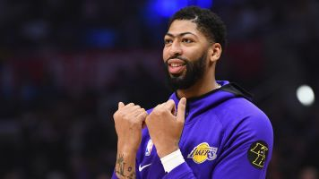 AD: Rest helps Lakers' chances at a title