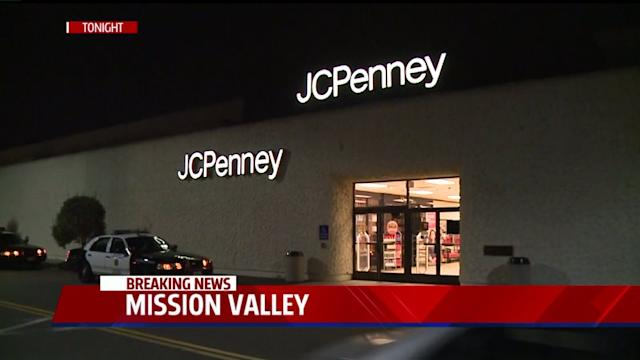 Attempted Jewelry Robbery At Fashion Valley