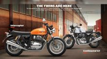 Royal Enfield launches Interceptor 650, Continental GT 650 in India, offers a mix of neo-retro styling