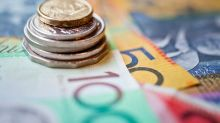 Australian dollar falls to find support during the week