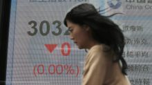 World stocks mixed as investors mull earnings, await ECB