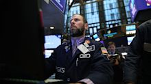 Dow rises 150 points as Boeing and Netflix gain