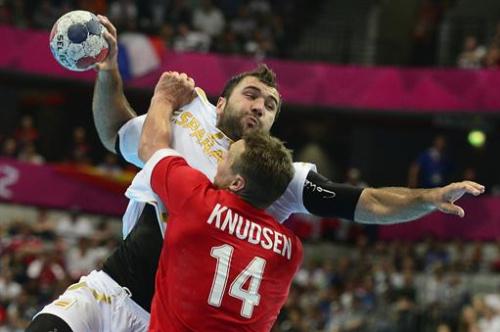 Balonmano - España pierde ante Dinamarca en el último suspiro (24-23)
