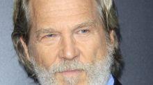 Jeff Bridges anuncia que ha sido diagnosticado con un linfoma