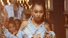 Little Mix tease upcoming 'Power' video with Stormzy