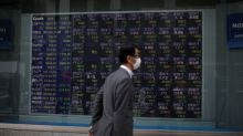 Asian shares firm, hope for best from U.S. earnings