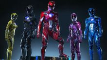 First Power Rangers Movie Poster Unveiled