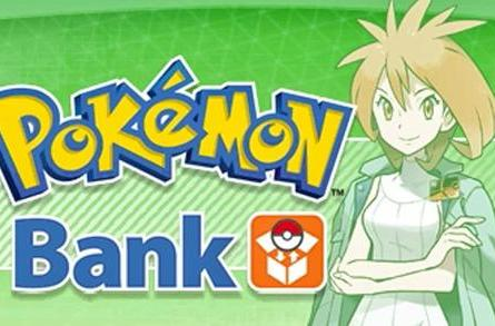 Pokemon Bank now available on North American 3DS eShop