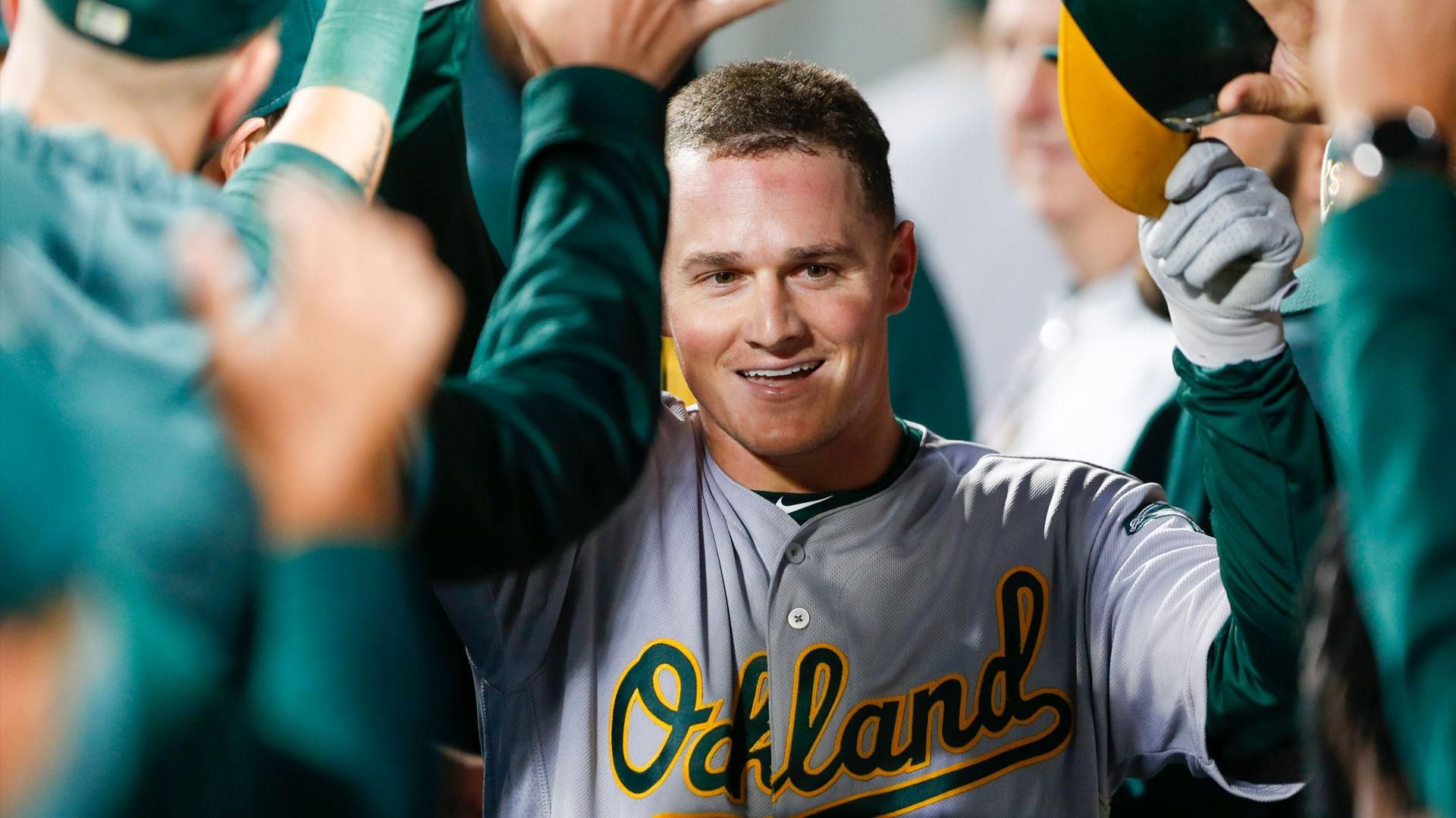 Why A's Matt Chapman could be MVP hitter if he makes one small change