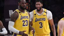 Lakers won't allow bubble to burst their championship push