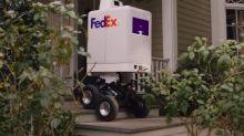 FedEx probará robot que sube escaleras para realizar entregas