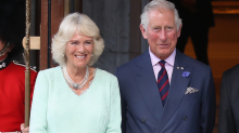 Why it takes an hour to iron a single sheet for Charles and Camilla
