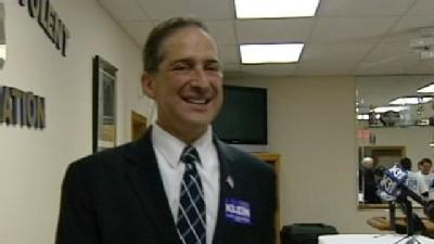 Klein Endorsed By Lt. Gov. Candidate, PBA