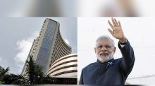 Markets sniff Modi victory in Lok Sabha election 2019, Sensex surges over 800 points in two sessions