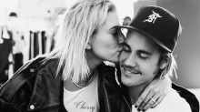 Hailey Baldwin Hates on Justin Bieber's Mustache