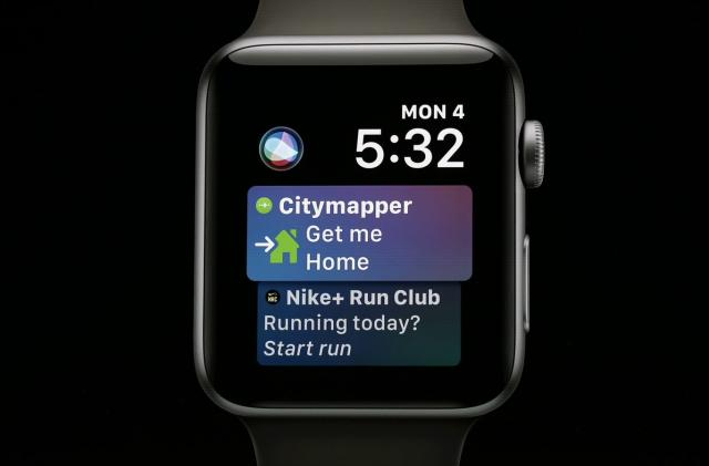 'Hey Siri' is purely optional in watchOS 5