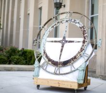 Clock stolen from Detroit train depot returned to Ford