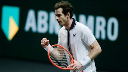 'Why should I retire?' Andy Murray hits back at critics and explains why he quit social media