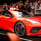 2020 Chevrolet C8 Corvette Stingray Coupe sells for $3 million at Arizona auction