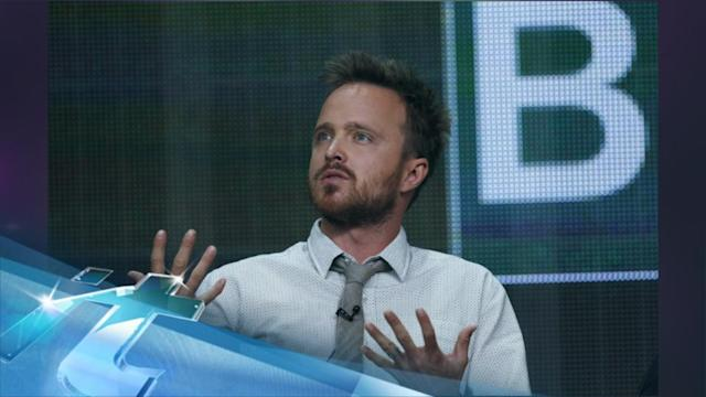 Aaron Paul -- 'Breaking Bad' Movie Would Be IMPOSSIBLE