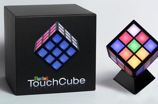 Rubik's TouchCube splashes modern day onto timeless classic