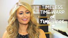 Paris Hilton on Shoes She Stole from J. Lo, Farming in Panties & More