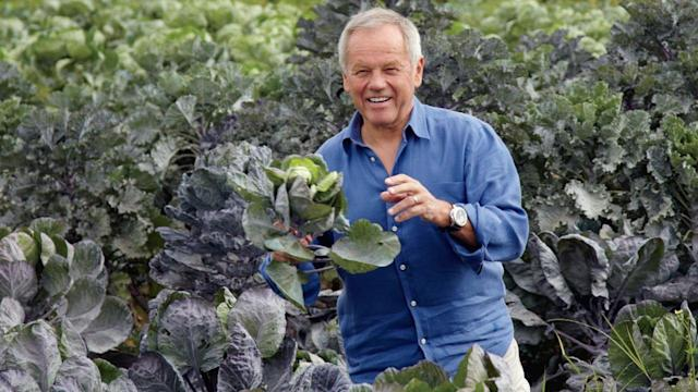 Wolfgang Puck's Top Tips for Healthy Eating