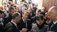 Gerusalemme, Macron perde la pazienza con agenti israeliani