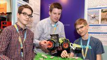 «Jugend forscht» zeichnet Dutzende junge Erfinder aus